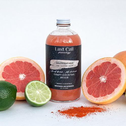 Grapefruit Heat // Cayenne + Agave