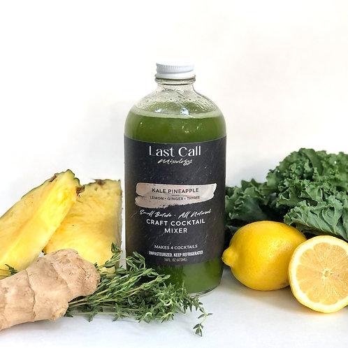 Kale Pineapple // Ginger + Thyme
