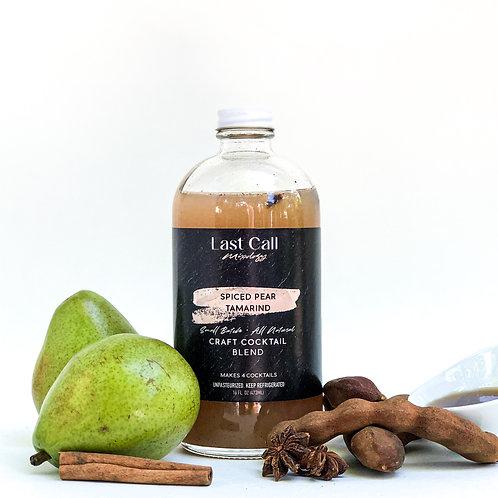 Spiced Pear Tamarind
