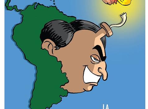 POLITIK IN BRASILIEN