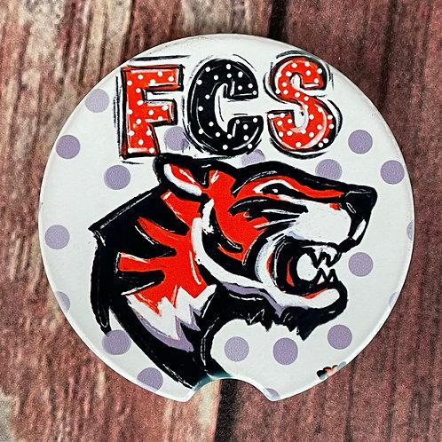 FCS car coaster