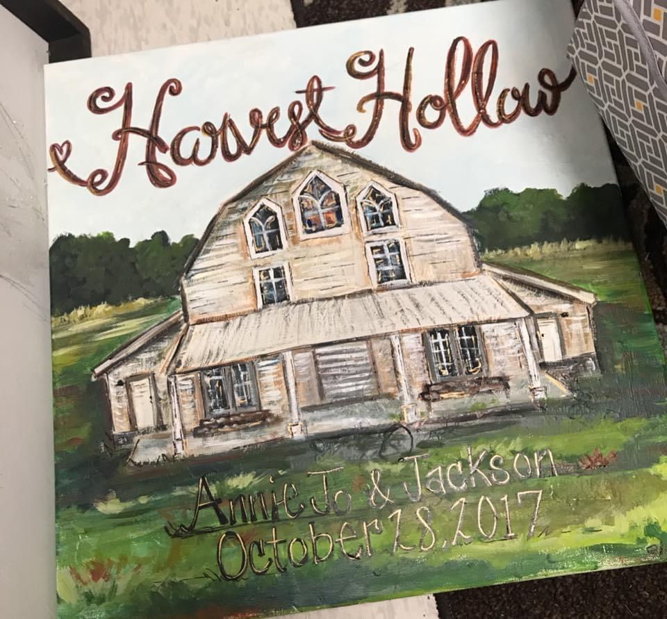 Harvest Hollow Commission