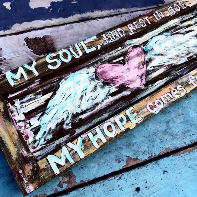 My Soul, My Hope
