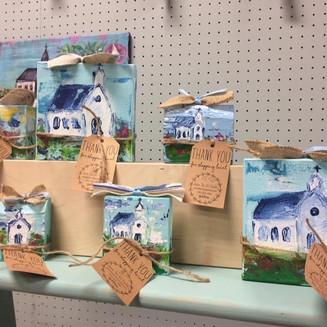 Sweet Little Churches
