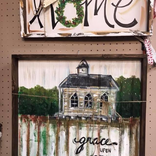 Home Decor, Grace Upon Grace