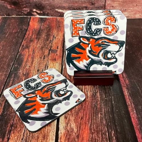 FCS coaster set
