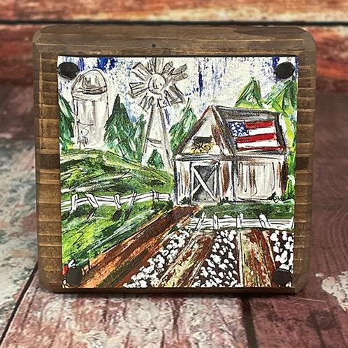 Sit Around -  Farmhouse