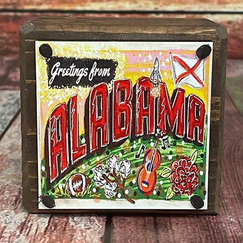 Sit Around -  Greetings from Alabama