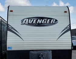 2016 Prime Time Avenger Decals - Printed & Shipped