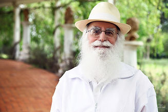 Professor Waldo Vieira no CEAEC