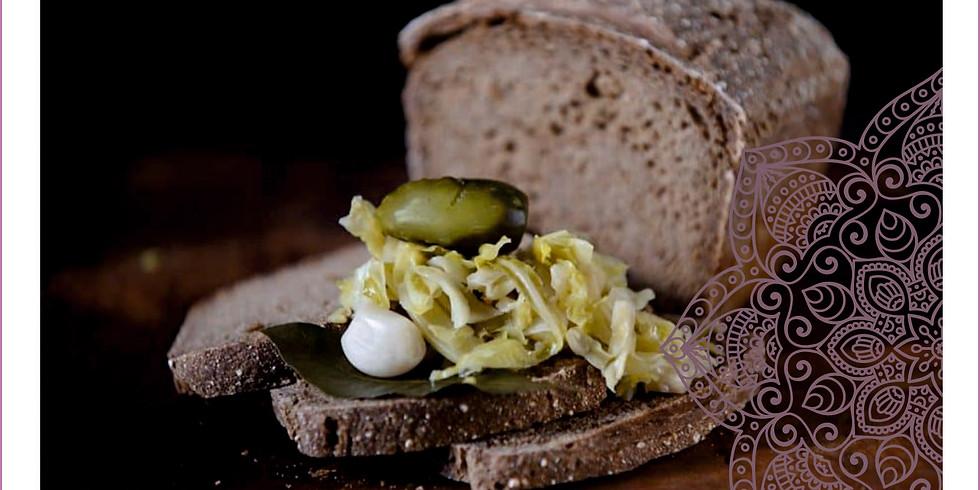 Alex von Foerster. Bases de una alimentación saludable y sustentable