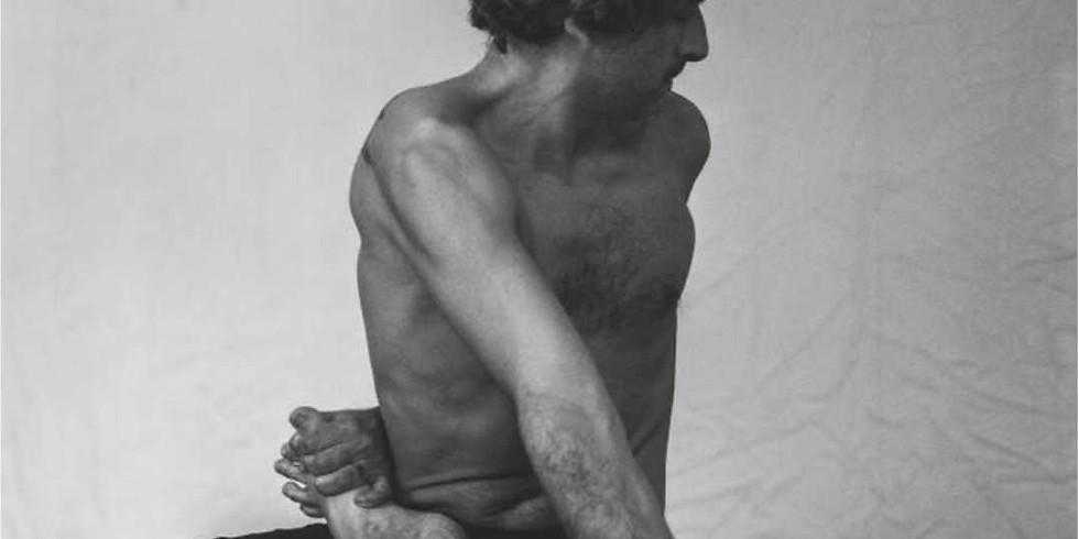 Taller de Ashtanga Vinyasa Yoga con Juan Pablo Capdevilla