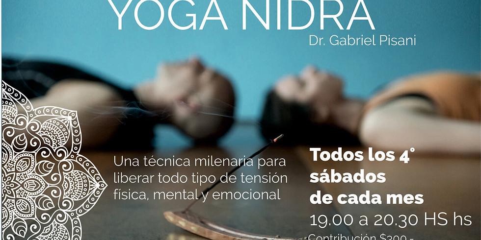 Taller Yoga Nidra