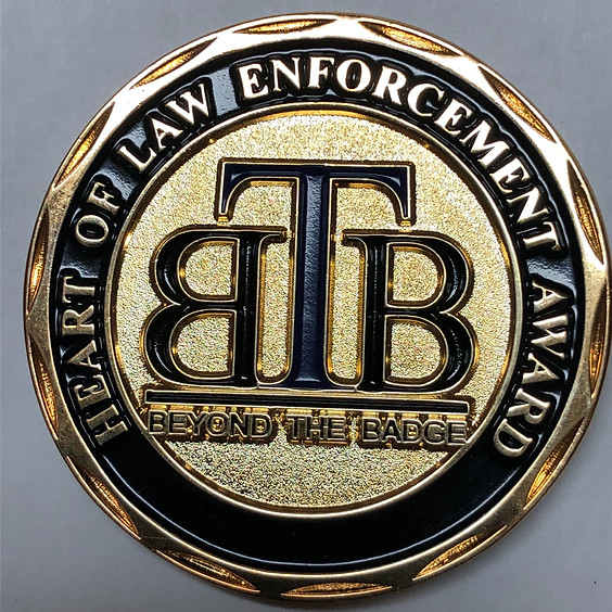 2022 Heart of Law Enforcement Awards Ceremony