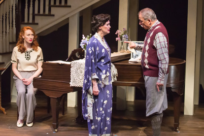 """GREY GARDENS"" - ACTING UP STAGE"