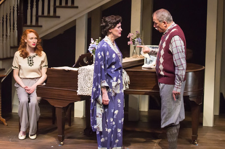 """""""GREY GARDENS"""" - ACTING UP STAGE"""