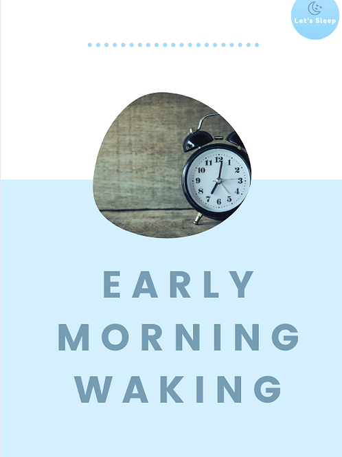 EARLY MORNING WAKING  *FREE DOWNLOAD*