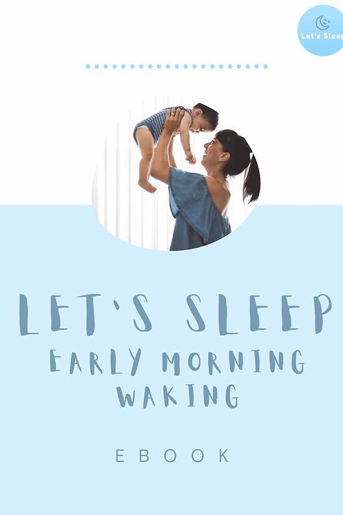 EARLY MORNING WAKING eBOOK