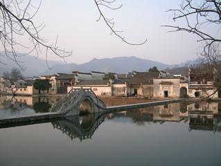 Magnificant Hongcun Village