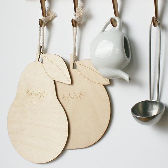 Zestaw kuchenny z wieszaczkiem