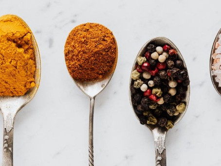 Spices - Our Kitchen Apothecary