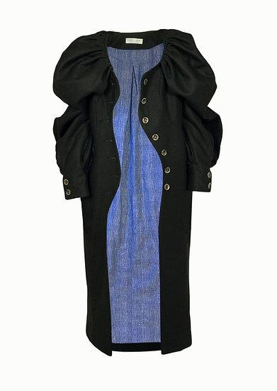TAILORED SWIMMER COAT