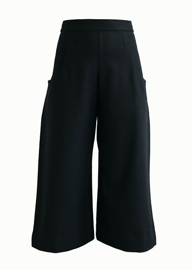 SLIT TROUSERS