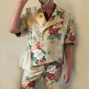 Summer suit for Yan Skates