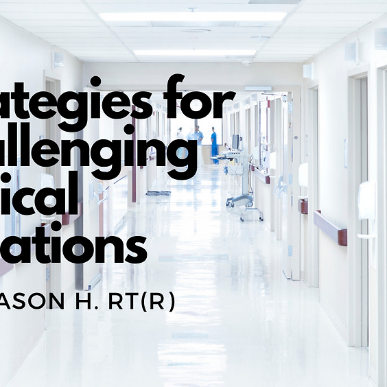 Strategies for Challenging Clinical Situations