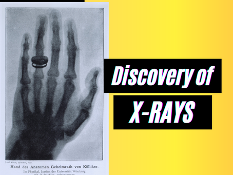 Discovery of X-Rays