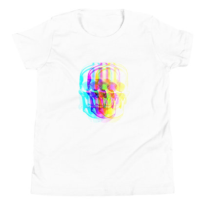 Tie-Dye Skull Youth Shirts