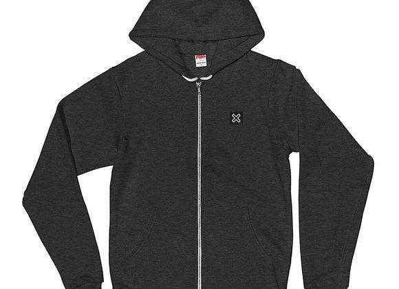 X Hoodie sweater