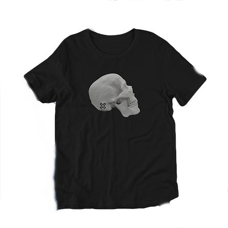Platinum Skull shirt yourxraytech.com