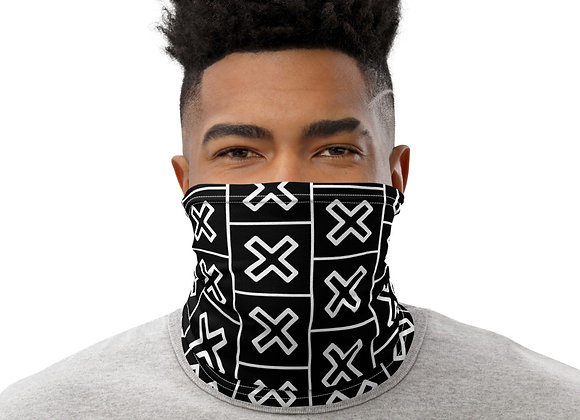 X Unknown Pattern Neck Gaiter