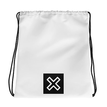 X Unknown Drawstring bag