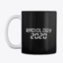 Radiology 2020 mug by YXT $10.99