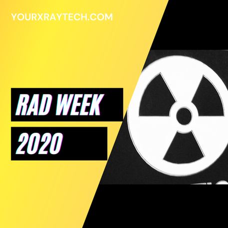 Rad Week 2020 November 8th - 14th