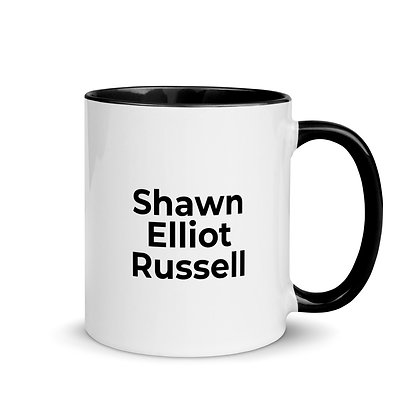 Custom X Unknown Mug