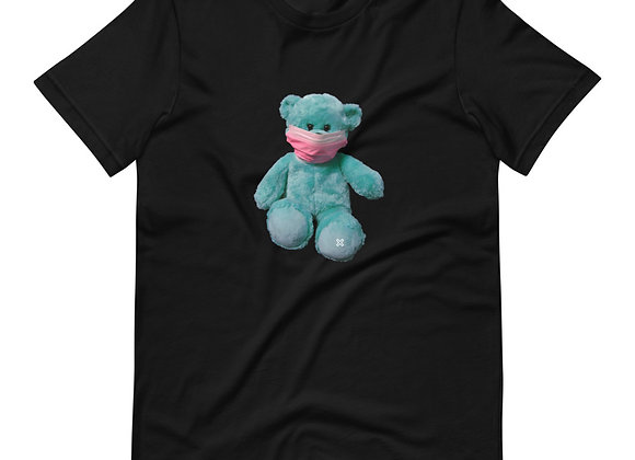 Teddy with Mask T-Shirt