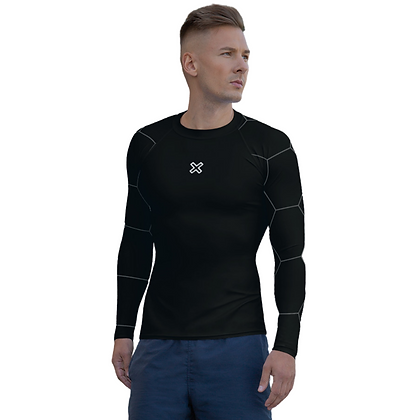 UnderScrub Black with Honeycomb sleeves