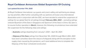Royal Caribbean's New Announcement