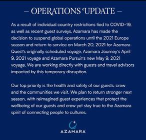 AZAMARA Cruise Line