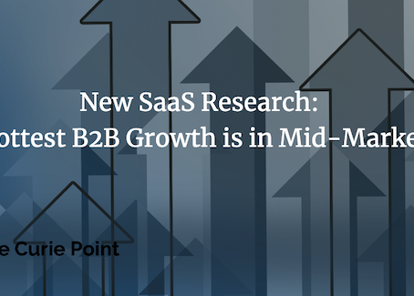 SaaS Research: Hottest B2B Growth is in Mid-Market