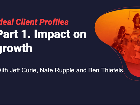 Grow sales faster with an Ideal Client Profile for B2B SaaS