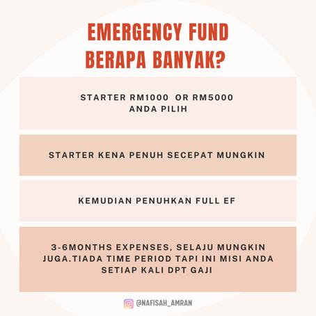 FAQ on Emergency Fund