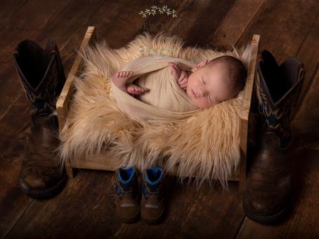 Welcome Baby Rhett