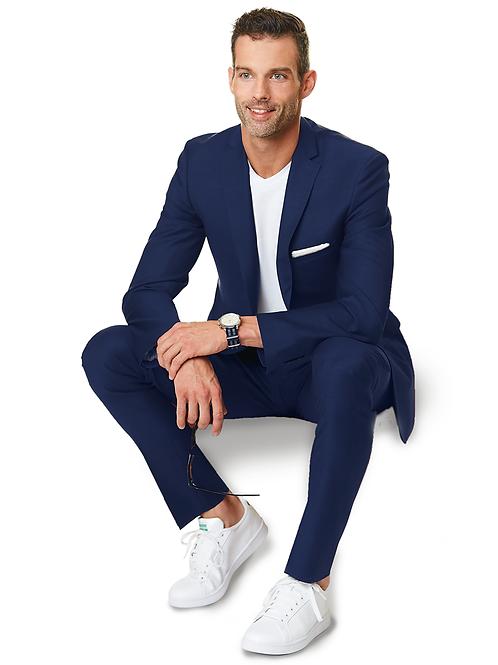 Paul Betenly Super Blue Suit
