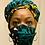 Thumbnail: Bonnet and Face mask set