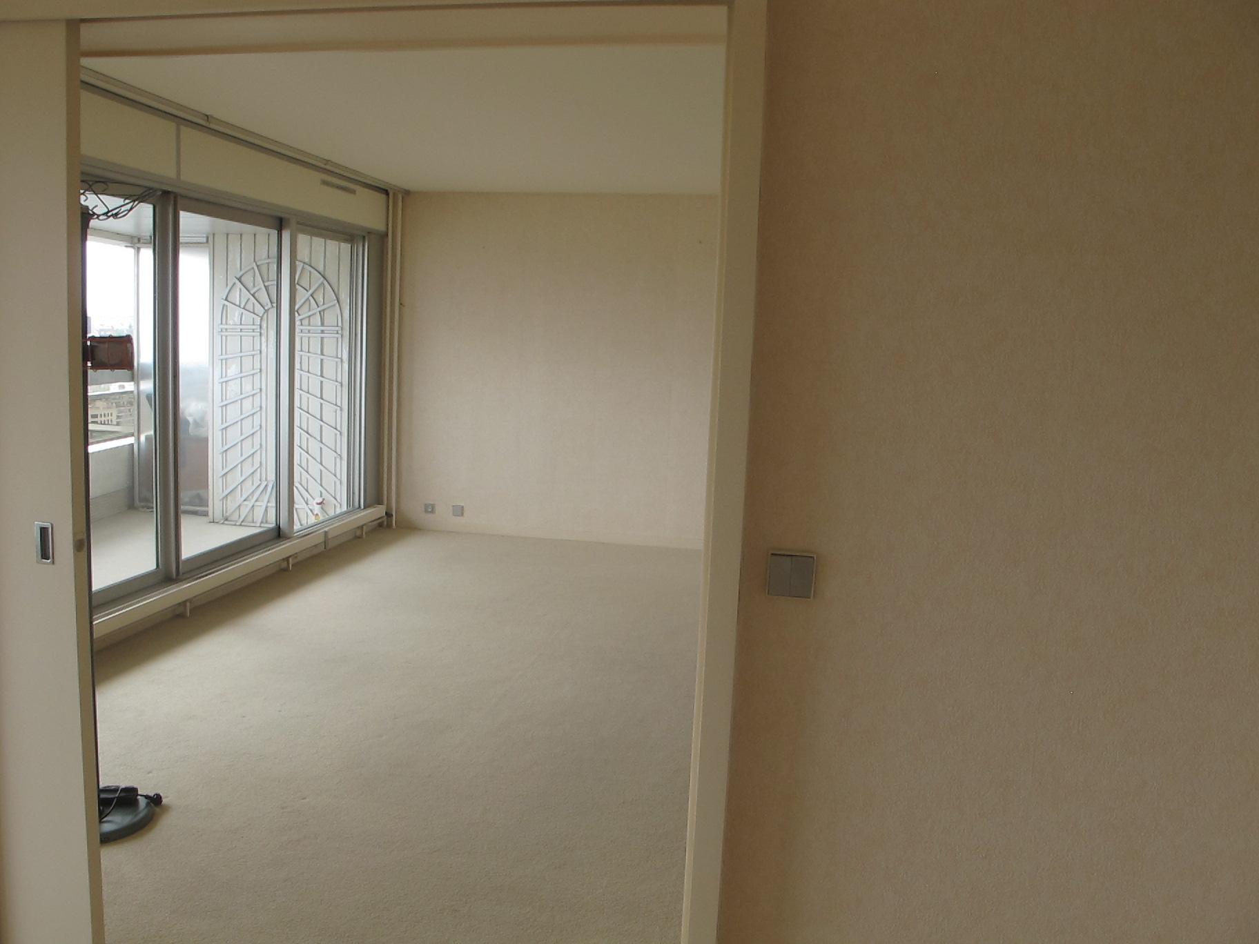 appartement séjour vue panoramique