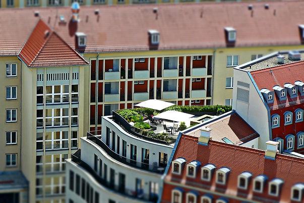 Toits , terrasse de Paris